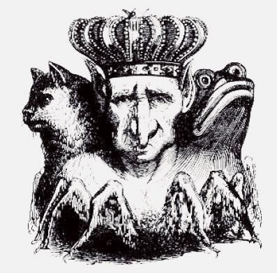 Baal, daemon, goetia, ocultismo