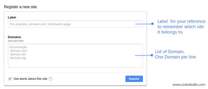 Google new reCAPTCHA using JavaScript - Codedodle