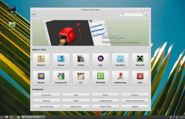 10 Alasan Mengapa Harus Menggunakan Linux Mint