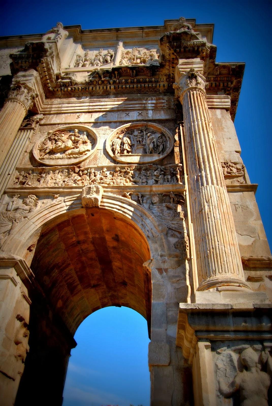 I Viaggiatori Ignoranti: Roma. Dal Colosseo all'arco di Costantino.
