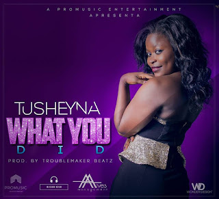 Tusheyna - What You Did (Prod. TroubleMaker Beatz)