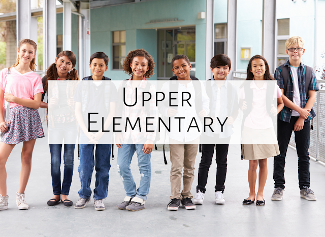 Lesson planning for the upper elementary music room