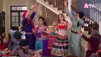Soumya Tondon aka Bhabhiji in Beautiful Red Ghagra Choli ~  Exclusive Galleries 030.jpg