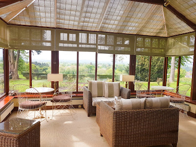 conservatory at appleby manor