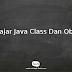 Belajar Java Class Dan Objek