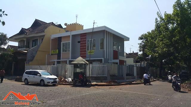 Rumah dijual murah di perumahan elite Malang Kota