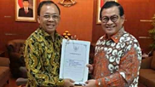 Koster Tepis Isu Soal Revisi Perpres Nomor 51 Tahun 2014 Terkait Reklamasi Teluk Benoa