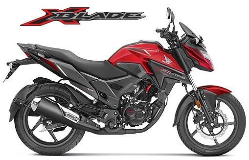 New 2018 Honda XBlade 160 HD Images