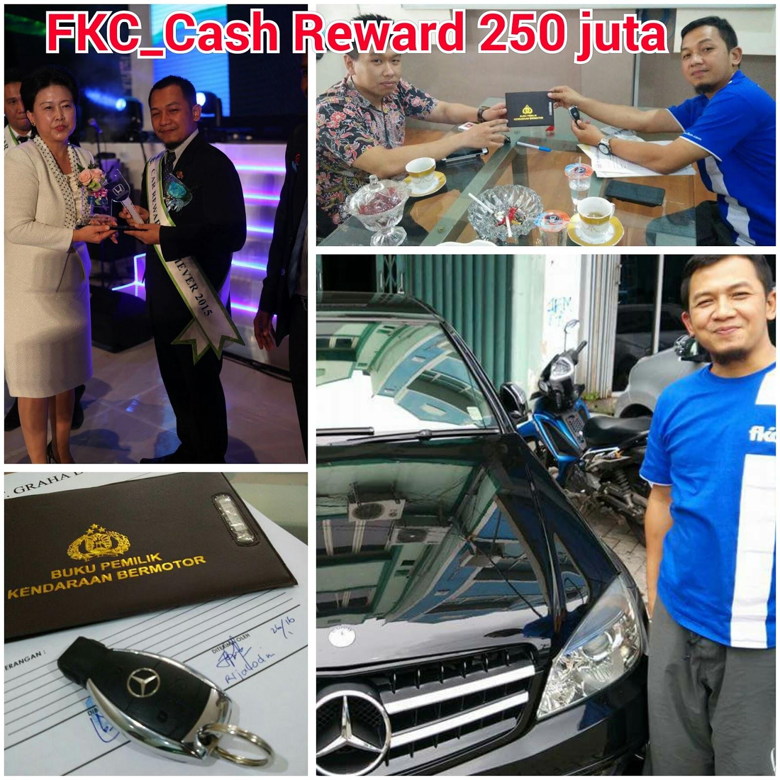 Bisnis Fkc Syariah - Reward Mohammad Rijalodin