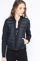 Geaca de puf Tech Fleece Aeroloft Bomber • Nike Sportswear