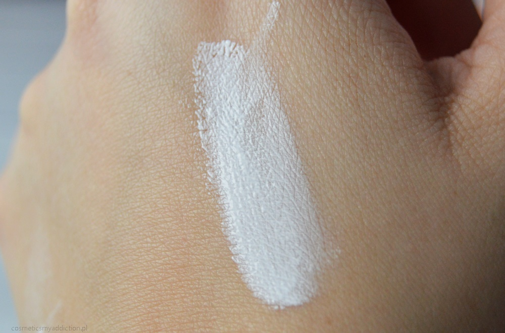 Co sądzę o Pro Foundation Mixer z NYX White