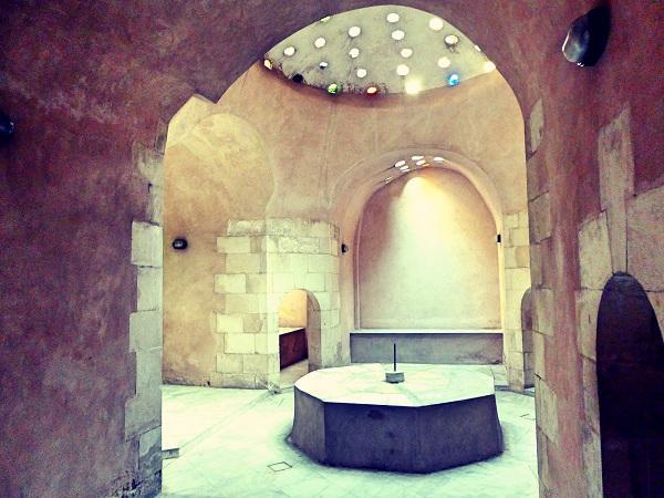 Image result for حمام السلطان اينال شارع المعز