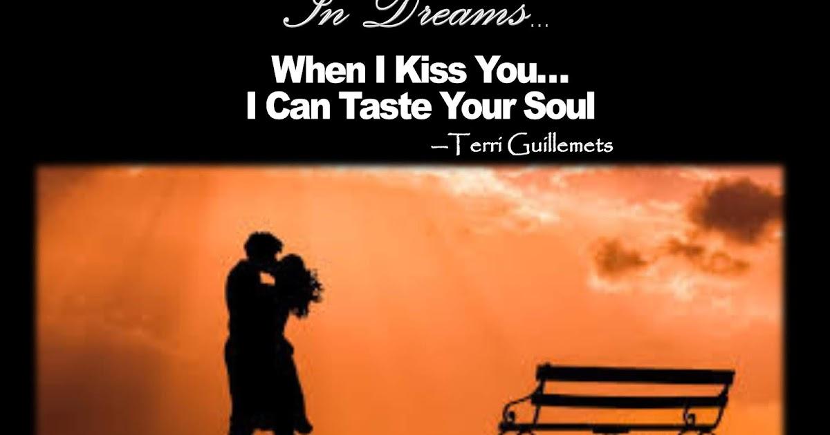 Jajackson When I Kiss You I Can Taste Your Soul Terri Guillemet