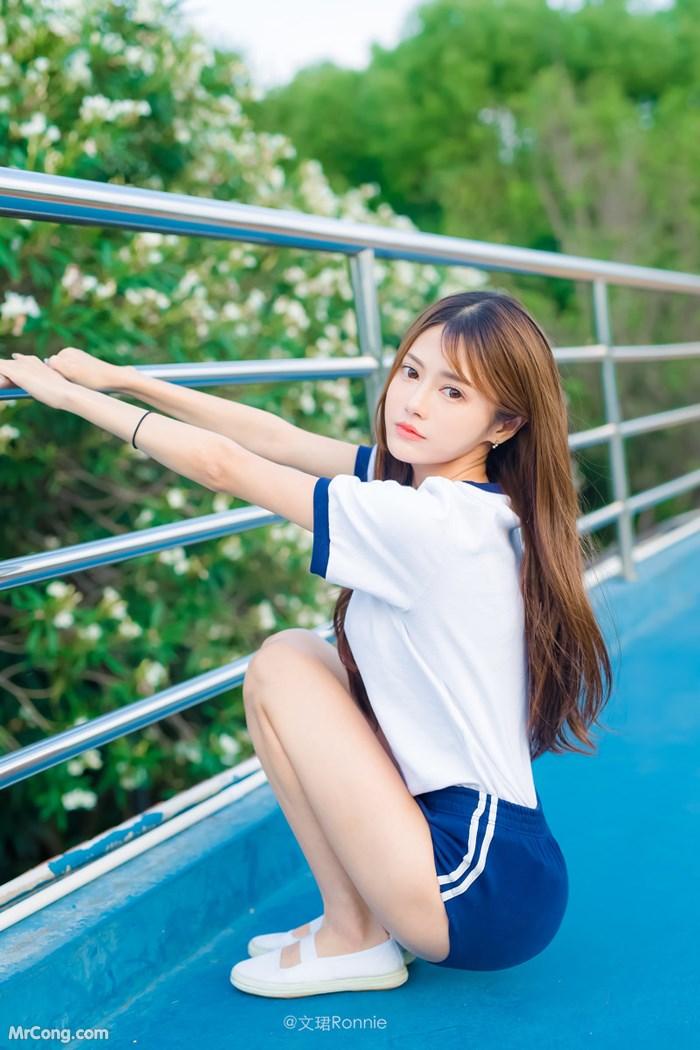 Image School-girls-by-Ronnie-MrCong.com-017 in post Những cô nàng nữ sinh xinh đẹp mê mẩn người xem chụp bởi Ronnie (96 ảnh)