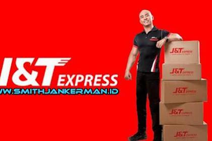 Lowongan J&T Express Pekanbaru Mei 2018