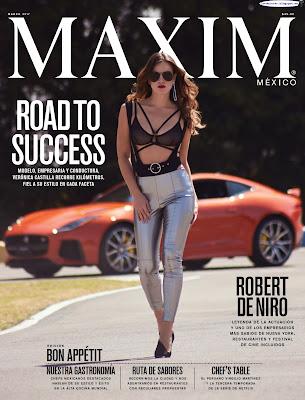 Veronica Castilla - Maxim Mexico 2017 Marzo (31 Fotos HQ)
