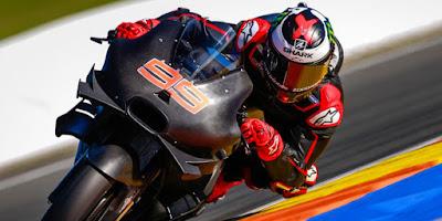 20 Januari, Ducati Presentasi Tim MotoGP