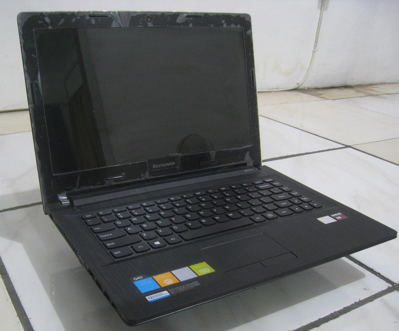 Laptop Gaming Lenovo G40 45 Amd A8 Jual Beli Laptop Kamera Bekas Service Sparepart Di Malang