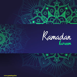 Ramadan Kareem Image greetings