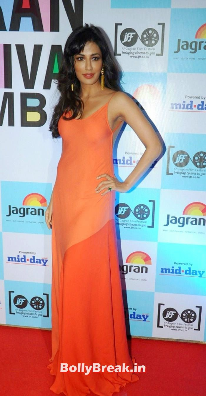 Chitrangda Singh, 5th Jagran Film Festival Red Carpet Pics