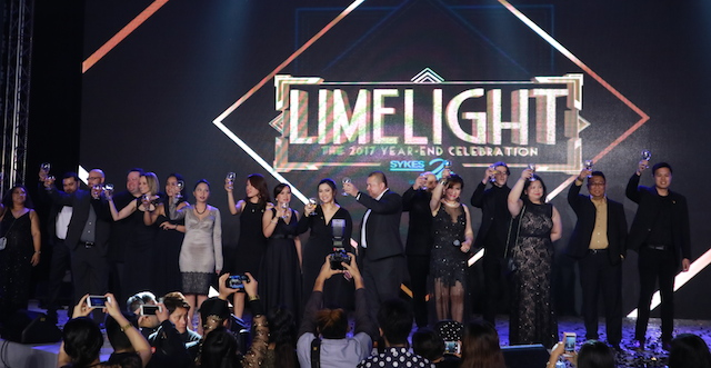 Limelight: SYKES Year-Ender Party