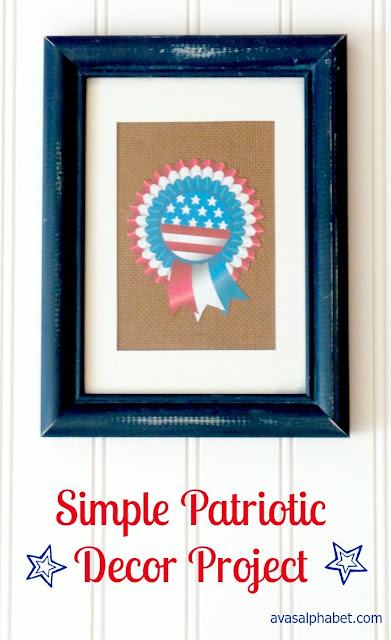 patriotic decorating easy diy