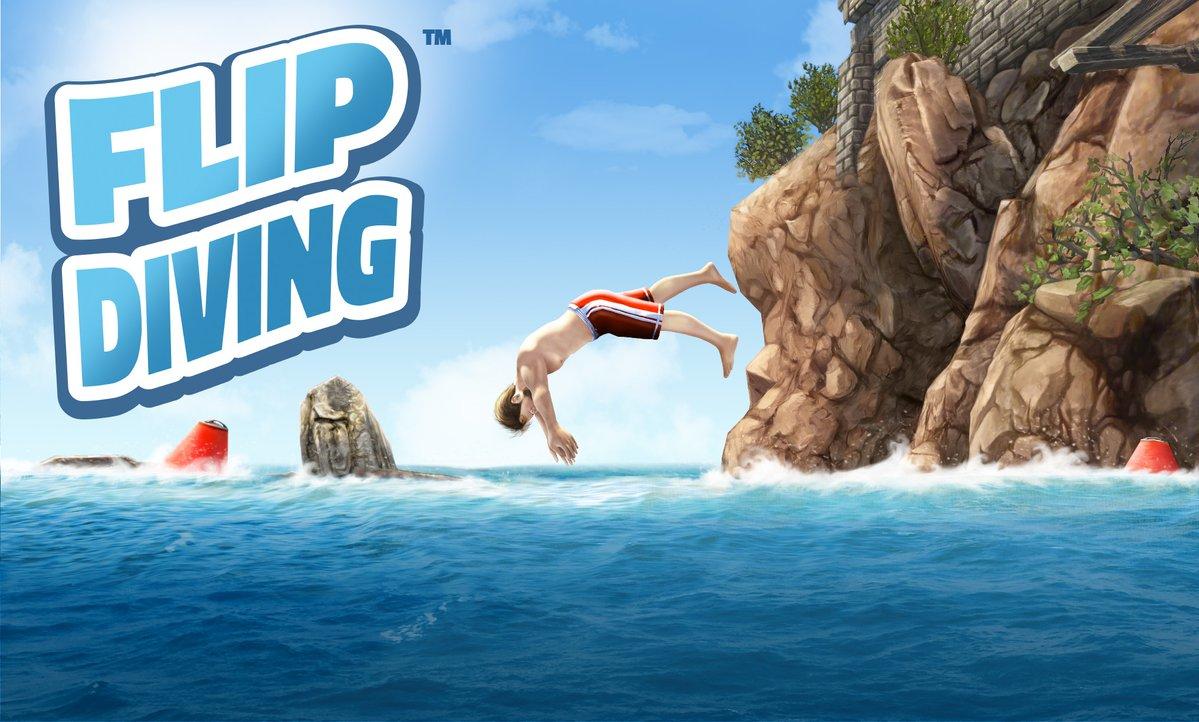 Flip Diving APK MOD con trucchi soldi infiniti Android