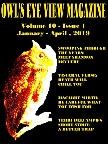 BOP ANNOUNCES OWL'S EYE VIEW MAGAZINE - ISSUE 1 2019