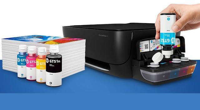 Cara Cleaning Printer Hp Deskjet GT 5810 Termudah