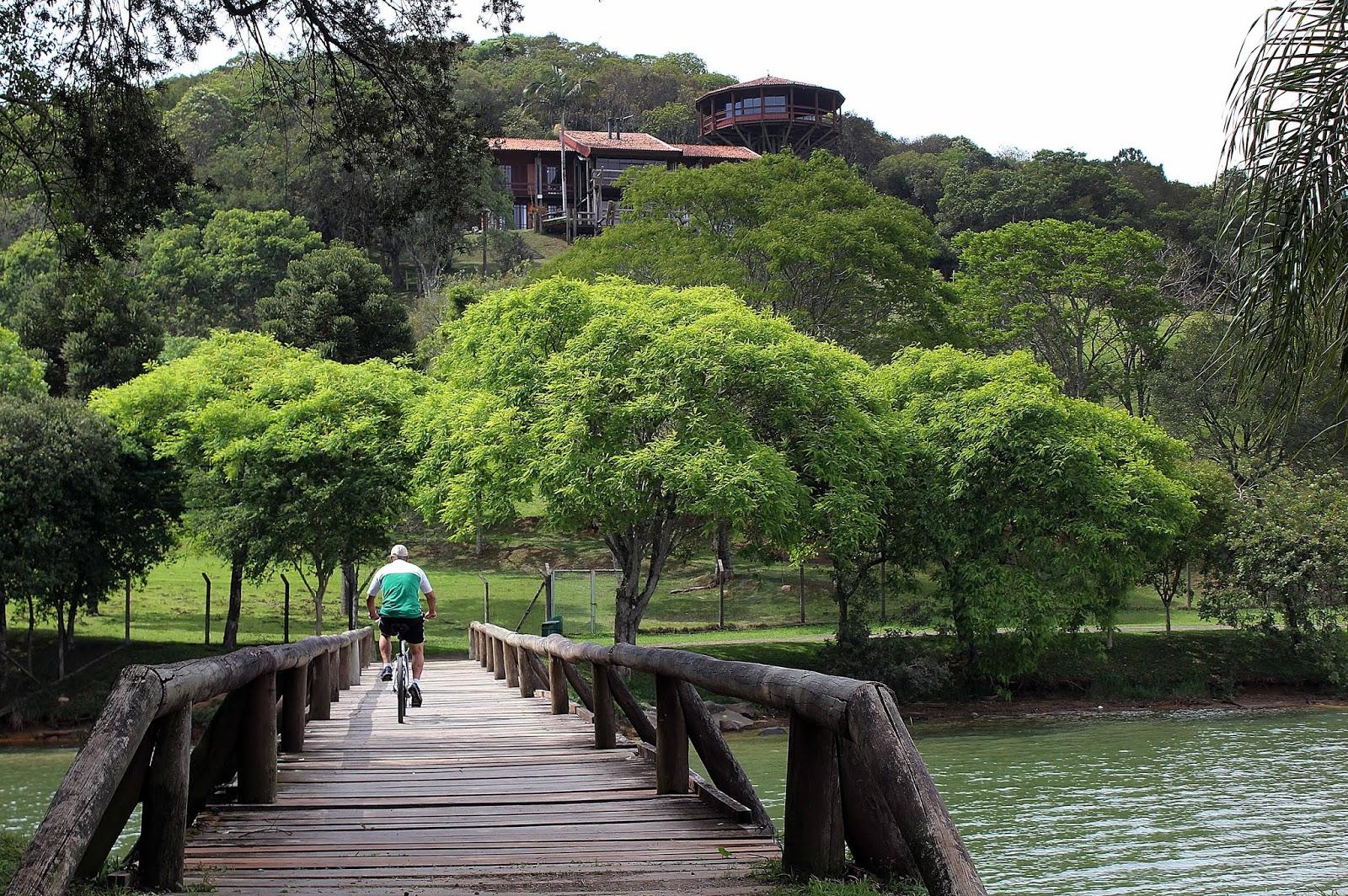 Parques de Curitiba são ótimas opções para diversão e lazer no Verão
