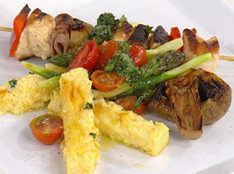 Pechugas de pollo a la Toscana