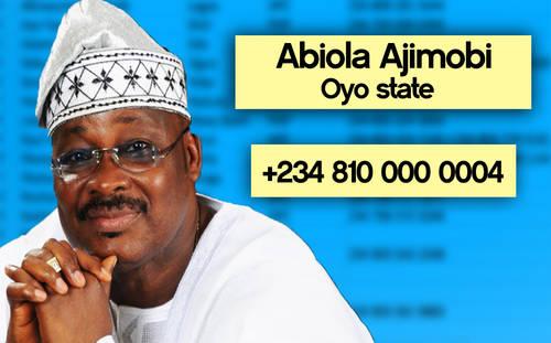 Nigerian Governors