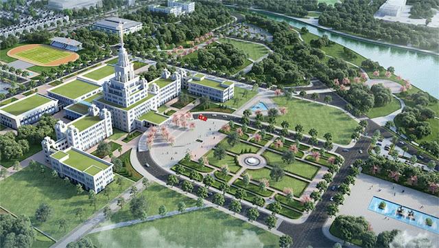 Mô hình Trường đại học VinUni