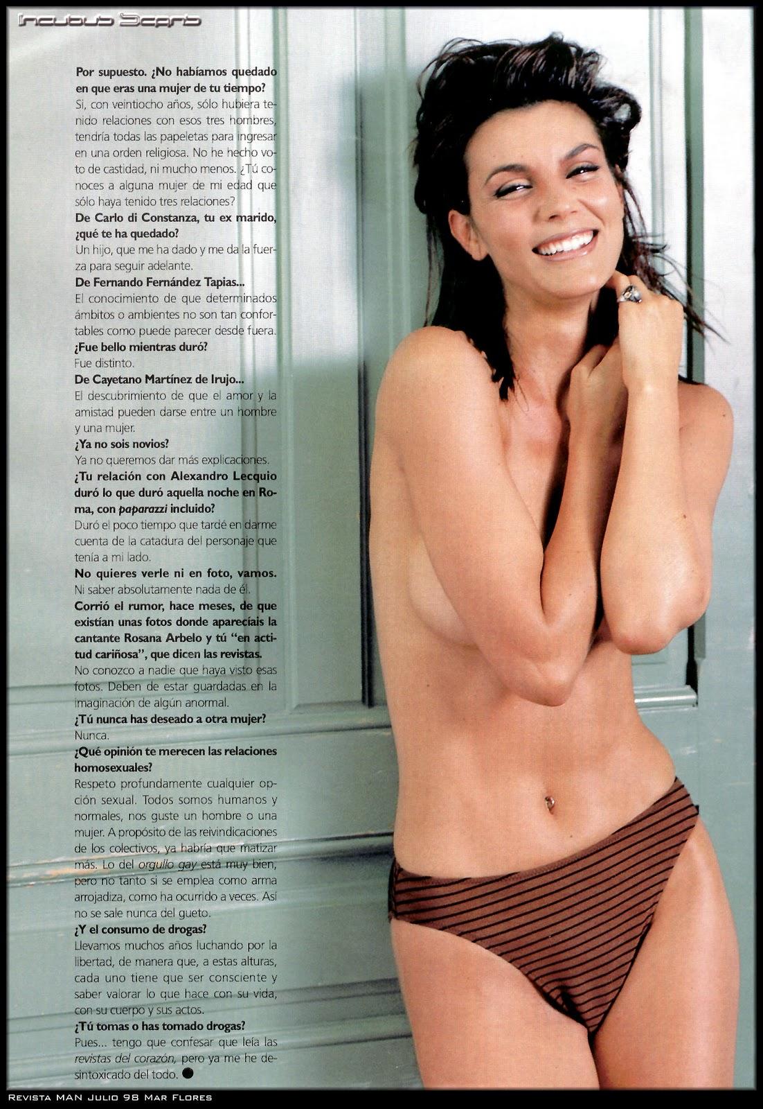 Famosas espanolas desnudas