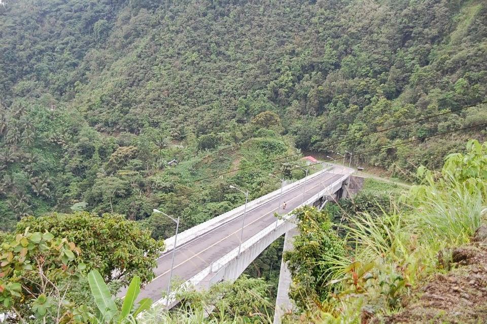 Leyte Zipline - Agas Agas Bridge