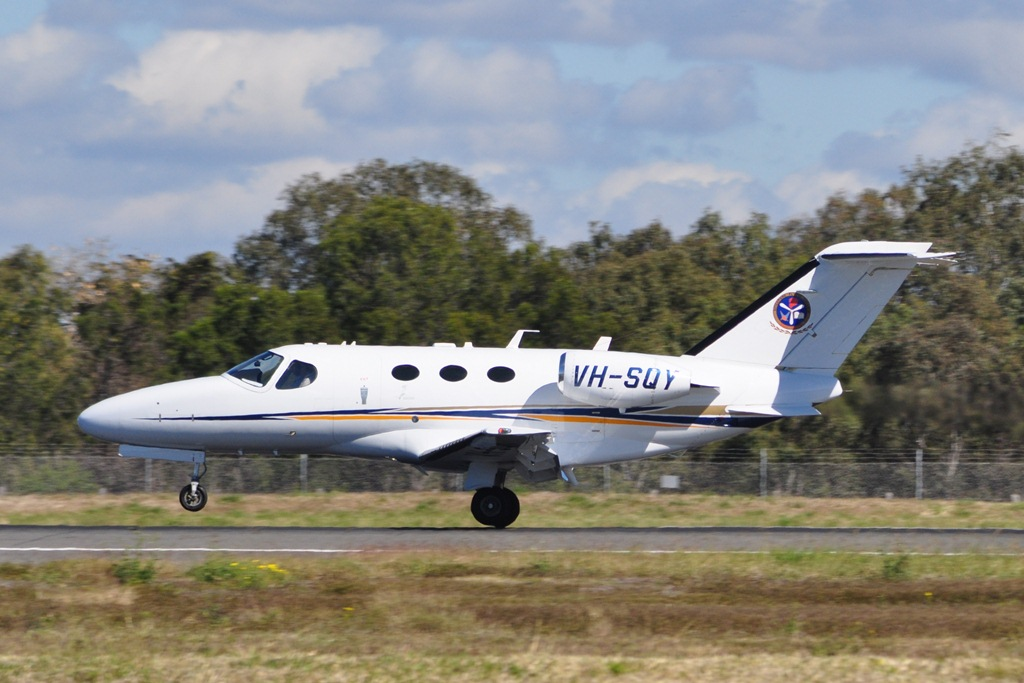 Central Queensland Plane Spotting: Singapore Flying College