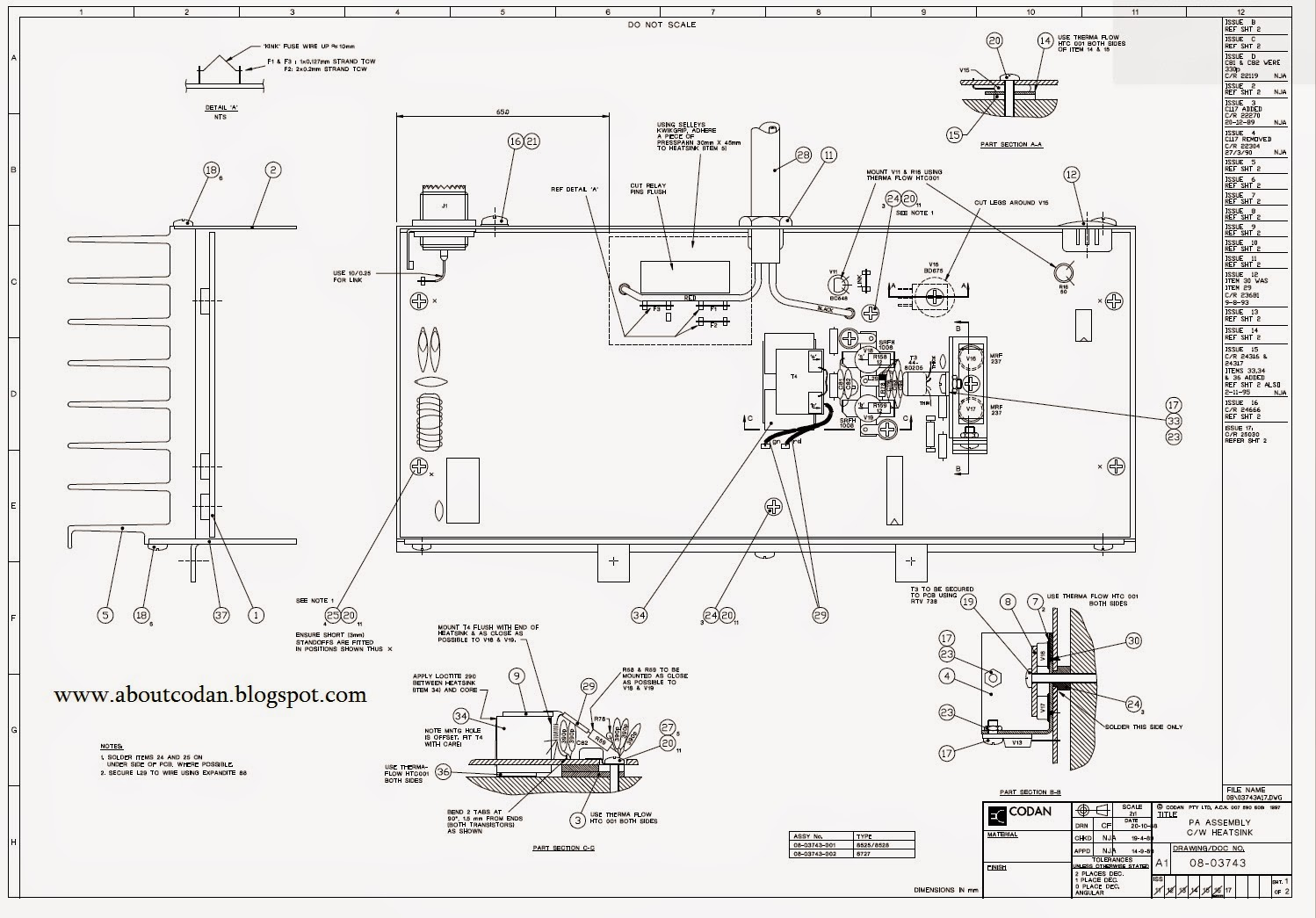 Turner 2 Microphone Wire Schematic