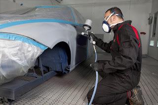 Los talleres de carrocería abren 7,5 órdenes de trabajo de media a la semana