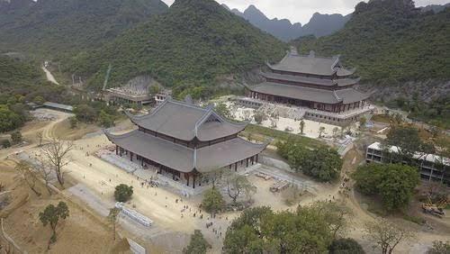 chùa Việt Nam lớn nhất hành tinh