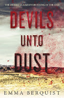 Devils Unto Dust by Emma Berquist book cover and review