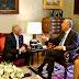 Canciller Miguel Vargas y presidente portugués pasan revista a relaciones bilaterales y situación de Venezuela