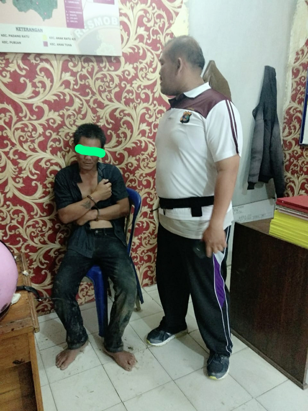Buron Enam Bulan Perampas Sepeda Motor Seorang Gadis Ditangkap Polisi