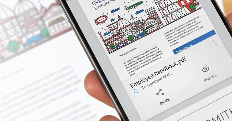 Dengan Adobe Scan App Kamu Bisa Scan Dokumen Dengan Smartphone