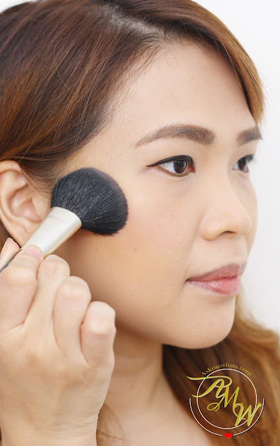 A photo of Poise Makeup Professional Mineral Cheek Color in Seattle