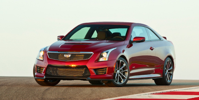 2016 Cadillac CTS 2.0T AWD 8-speed Automatic Review
