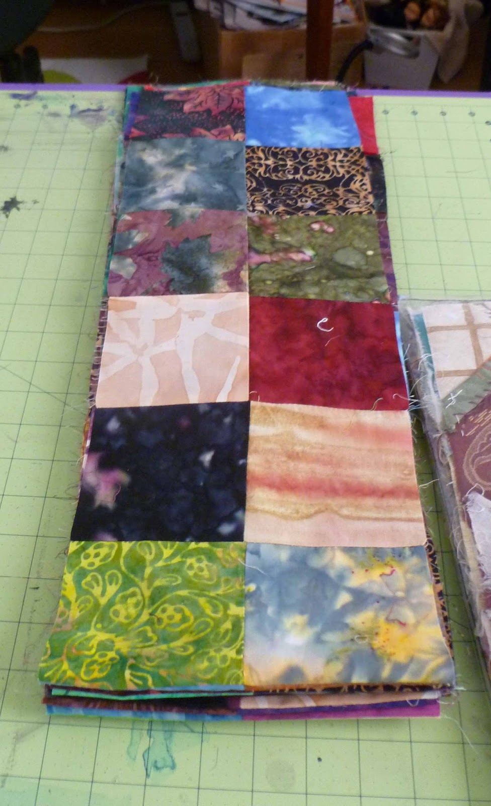 sew sew art: A new quilt or Like I'm not busy enough