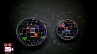 Cara Membuat Sendiri Bola Disco dari CD Bekas