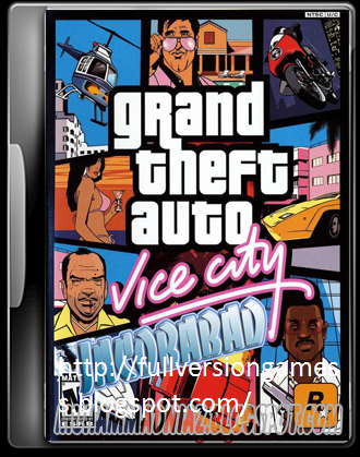 Gta Vice City Game - FULL VERSION GAMES