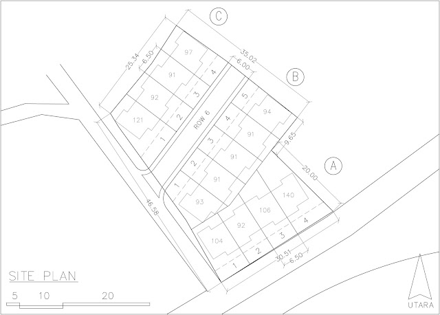 Site Plan Cluster