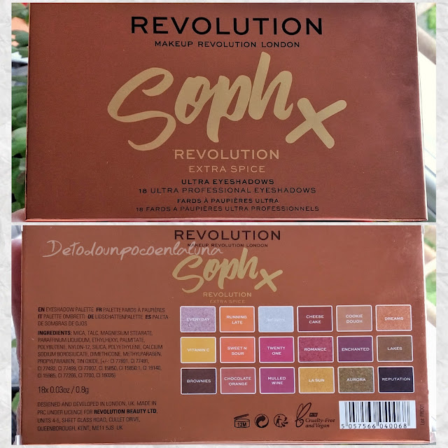 Soph X Extra Spice